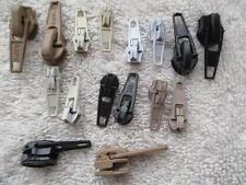 Zip Sliders/Pulls Replacements - 4mm & 6mm teeth