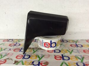 1981 - 1989 Chrysler Lebaron ARIES Reliant Black Door Mirror Left Manual oem