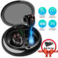 Bluetooth Headphones Wireless Earphones Earbuds Stereo Music  For iPhone Samsung