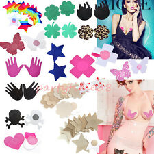 More choice Sexy Lady One-off Pasties Nipple Cover Breast Bra Sticker Lingerie