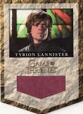 Game of Thrones Season 2 RL2 Tyrion Lannister House Banner Relic Card 204/325