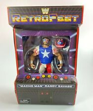Macho Man Randy Savage WWE Mattel Elite Retrofest Series Figure New Legends WCW