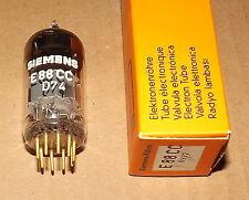 E88CC Siemens audio double triode tube / NOS / NIB / FREE SHIPPING /