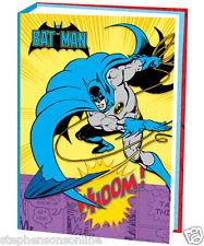 DC Comics B5 Batman Notebook Cased Hardback Lined Notebook