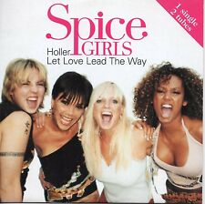 ★☆★ CD Single SPICE GIRLS Holler 2-track CARD SLEEVE French sleeve NEW SEALED