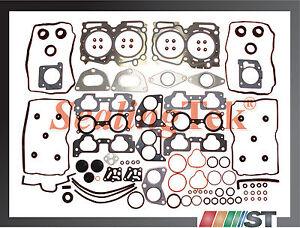 Fit 04-09 Subaru EJ25 SOHC Engine Cylinder Head Gasket Set EJ251 EJ252 EJ253 Kit