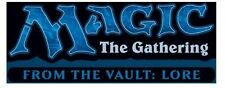 MTG FROM THE VAULT: LORE nuovo