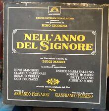Armando Trovajoli GIanfranco Plenzio – Nell'anno del Signore lp Cinevox OST