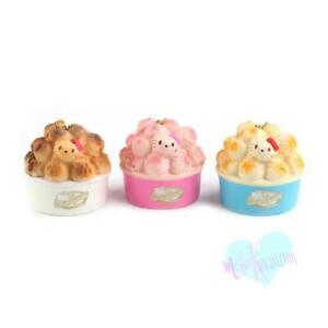 Hello Kitty Popcorn squishy
