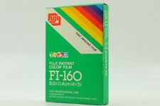 【BRAND NEW 1 Packs】 Fuji Instant Color Film FI-160 from japan #783