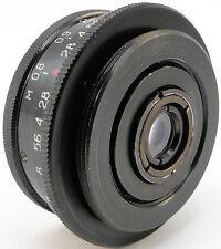 INDUSTAR-69 2.8/28 Russian Soviet USSR Wide Angle Pancake Lens M39 MMZ-LOMO #8