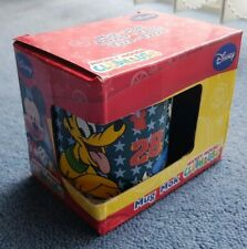 AUTHENTIC DISNEY Mickey Mouse Clubhouse Mug Cup *New &Boxed* Mickey/Donald/Pluto