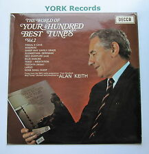 WORLD OF YOUR HUNDRED BEST TUNES VOL 2 - Excellent Con LP Record Decca SPA 155