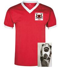 Nottingham Forest retro vintage football soccer shirt