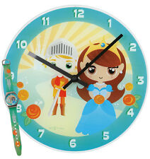 NEXTIME Knight & Princess orologi-Set 8623