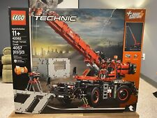 Lego 42082 Technic Rough Terrain Crane New, Un Opened, Sealed, Retired