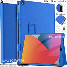 Smart Flip Case for iPad 10.2 8th 7th Generation Leather Magnetic Stand cover