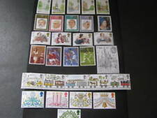 Great Britain Stamps from 1980 Never Hinged Unused Lot 24