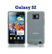Cover Samsung Silicone Galaxy S2 i9100 Transparent