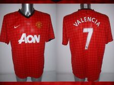 Manchester United Valencia Nike Jersey shirt per adulti XL TOP CALCIO FOOTBALL