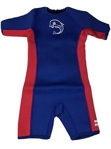 Swim Suit Wet Suit Kids Size 2
