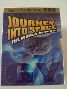 BBC Radio Collection Journey Into Space. The World In Peril Trilogy. Audio...