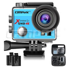 Campark Action Cam Wifi 4K Sport Helmet Camera Underwater 1080P FHD DV Camcorder