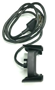 Original OEM Fitbit Versa Lite FB415 USB Charging Dock Station Cable Charger