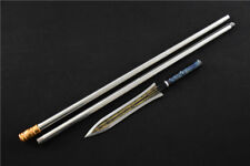 Very Strong Hunt Spear Sharp 1095High Carbon Steel Spearhead Sword Long Handle