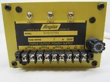Acopian Model: 51515T9A Triple Output Power Supply