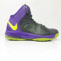 Nike Mens Air Max Actualizer II 622041-007 Purple Black Running Shoes Size 7.5