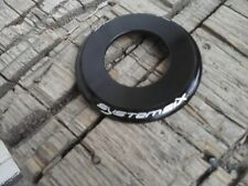 """CANNONDALE system-six 1 1/8"""" threadless headset thin dust cover"""