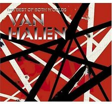 Best Of Both Worlds - Van Halen (2004, CD NIEUW) Remastered2 DISC SET