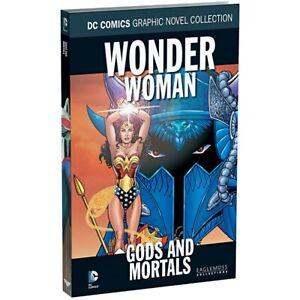 °WONDER WOMAN GODS & MORTALS DC COMICS GRAPHIC NOVEL SAMMLUNG #50° 2017