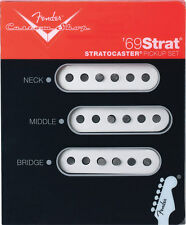 Fender Custom Shop '69 Strat Pickup Set of 3 Brand New USA Made Stratocaster USA