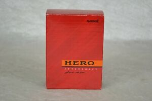 Vintage 90s Faberge Hero Aftershave for Men 75ml Discontinued
