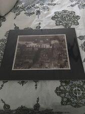 BOSTON GARDEN 1928 11x14 ORIGINAL BREARLEY COLLECTION PHOTO 16x20 MAT OFFICIAL