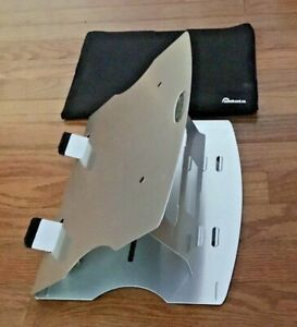 Aidata Aluminum Stand for Laptop Tablets w/3 Adjustable Positions