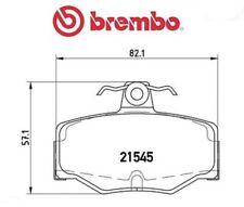 P56024 Kit pastiglie freno, Freno a disco (MARCA-BREMBO)