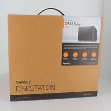 Synology Disk Station DS416Play NAS-Server - SATA