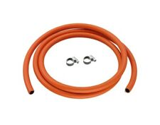 Calor 601259 2m 8mm Low Pressure Hose with Jubilee Clips TB1041
