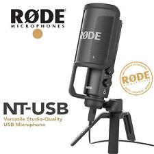 Rode USB Pro Audio Microphones