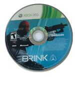 Brink (Microsoft Xbox 360, 2011) Disc Only Tested Free Shipping