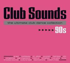Club Sounds 90s, 3 Audio-CDs. Vol.1