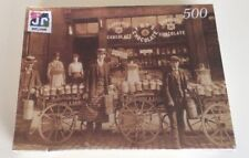 JR Deluxe Edwardian Collection Surrey Farm Dairy 500pc Jigsaw Puzzle BNIB Sealed