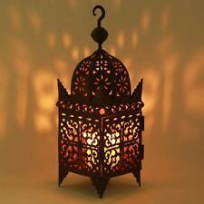 Eisen Laterne Firyal Höhe 50 cm Orientalische Eisenlaterne Marokko Windlicht
