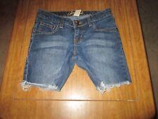 Southpole  Cut off stretch denim Jean Shorts Size 1