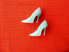 VINTAGE BARBIE LIGHT BLUE SPIKES MARKED JAPAN FROM 1960'S