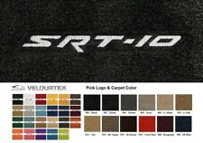 Lloyd Mats Dodge RAM SRT-10 Custom Embroidered Velourtex Floor Mats (2004-2006)