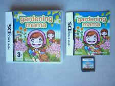 Gardening Mama Jeu Vidéo Nintendo DS
